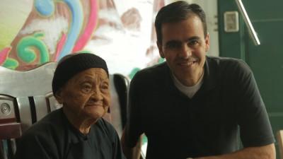 Centenarian In China's Longevity Village
