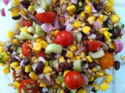 Jane's Southwest Salad